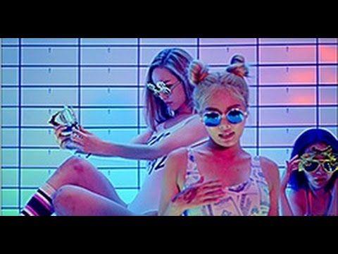 HYUNA feat Ilhoon of BTOB - Because I'm The Best