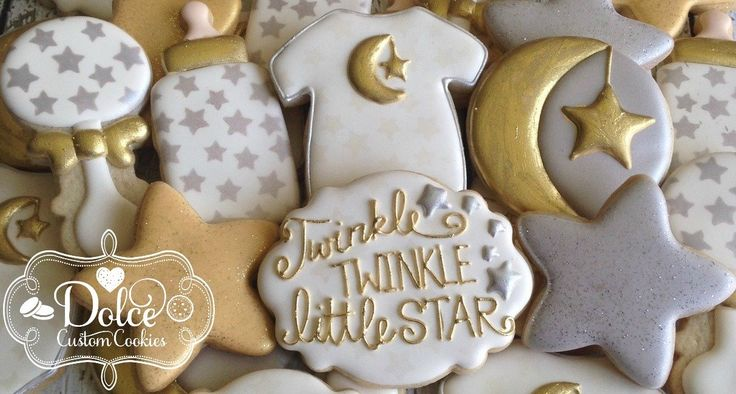Dolce - Twinkle Twinkle Little Star Baby Shower