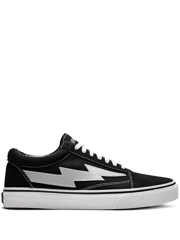 Bolt Sneakers Vans Shoes Old Skool Sneakers Sneakers Black