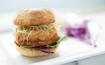 Mini Sliders: Healthy Burger Recipes #lornajanespringclean