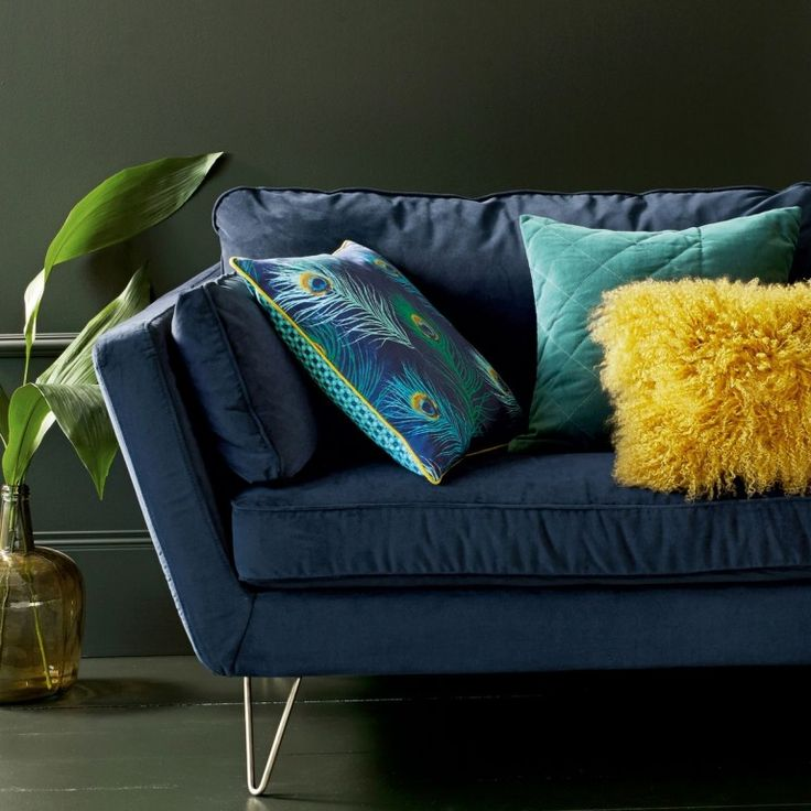 20 best canapé images on Pinterest   Living room, Living rooms and ...