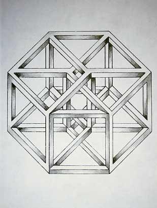 José María Yturralde - Classic artworks - Impossible world