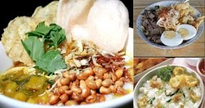 cara membuat aneka resep bubur ayam bandung jakarta cirebon cianjur manado dan sukabumi enak lengkap mudah dan sederhana spesial indonesia