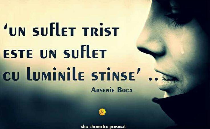 Suflet / Credinta / Tristete