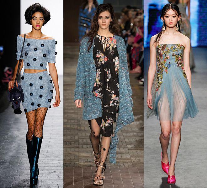 airy blue colores de moda otoño invierno 2016