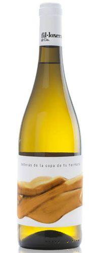 Beberás de la copa de tu hermana 2014<br/>Vino Blanco DO Valencia