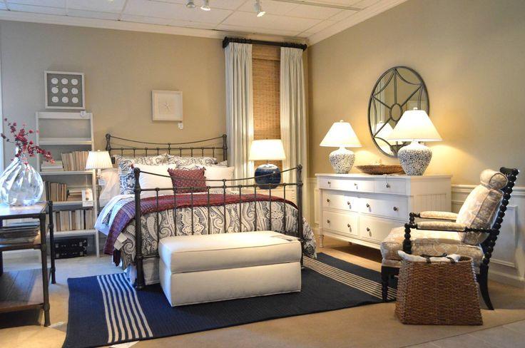 Benjamin Moore Bleeker Beige Bedroom Renovation