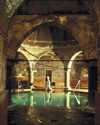 Budapest Király Bath