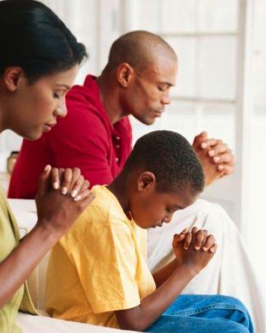praying children images | Praying Biblical Prayers for Our Children: Ephesians 3:14-23