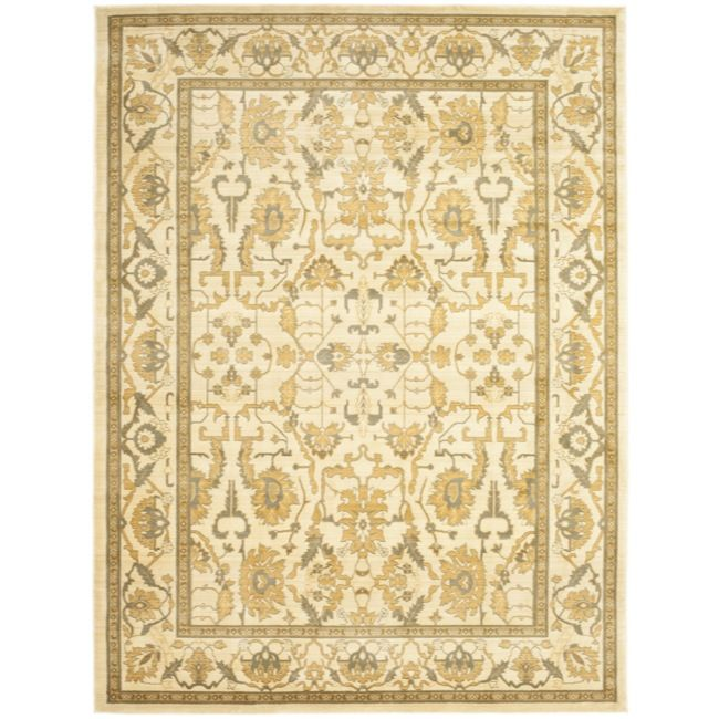 Add Elegence To Any Living Space With This Sophisticated Polypropylen Rug Is Based On A Traditional Oushak Design For Classic Look Match Your