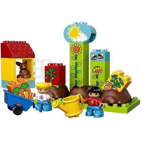 Lego Duplo - O Meu Primeiro Jardim