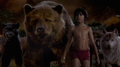 Four stars for the new version of THE JUNGLE BOOK