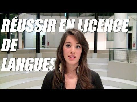 ▶ Réussir en licence de Langues ? - Orientation Post-Bac - YouTube