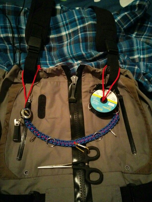 1000 ideas about fly fishing lanyard on pinterest fly for Diy fly fishing