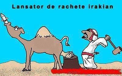 Lance roquette irakien