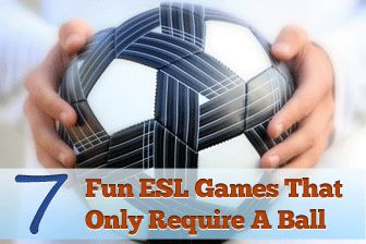 ☄ What You Can Do with a Ball: 7 Fun ESL Games