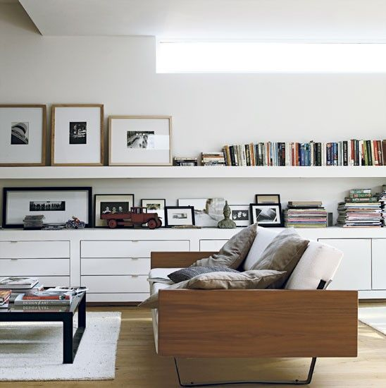 Living room | step inside a cool California-style Sussex home | house tours | housetohoe