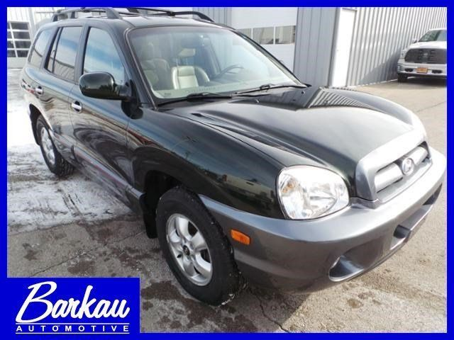 Car-For-Sale-In-Minneapolis | 2006 Hyundai Santa Fe GLS | http://www.minneapoliscarsforsale.com/dealership-car/2006-Hyundai-Santa-Fe-GLS