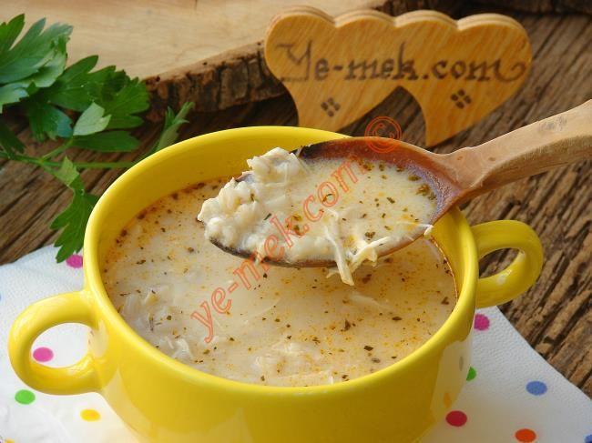 Tavuklu Buğday Çorbası Resimli Tarifi - Yemek Tarifleri
