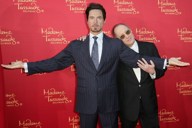 james spader age of ultron | James Spader Pictures - Madame Tussauds Hollywood Bring Figures For ...
