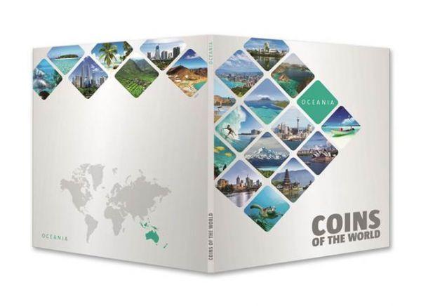 Μικροί Συλλέκτες και όχι μόνο! Ταξιδεύω στην Ωκεανία με 24 Νομίσματα! αξιδέψτε στην Ωκεανία ! Συνολικά, η Συλλογή περιλαμβάνει 24 επίλεκτα νομίσματα νομίμου κυκλοφορίας από ισάριθμες χώρες που θα φτάσουν στα χέρια σας κατευθείαν από τις Κεντρικές Τράπεζες των κρατών, ακυκλοφόρητα! Η εκθαμβωτική ποικιλία τους σε συνδυασμό με την άριστη ποιότητά τους συνθέτουν έναν μοναδικό νομισματικό θησαυρό που θα ήταν αδύνατον να αποκτήσετε με άλλον τρόπο. Αυτό που θα καθιστά τη συγκεκριμένη συλλογή…