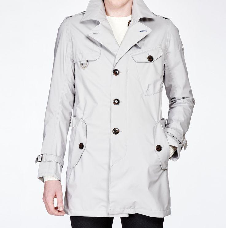 Tribiano Lt #Khaki #Grey. #jacket www.snoot.se