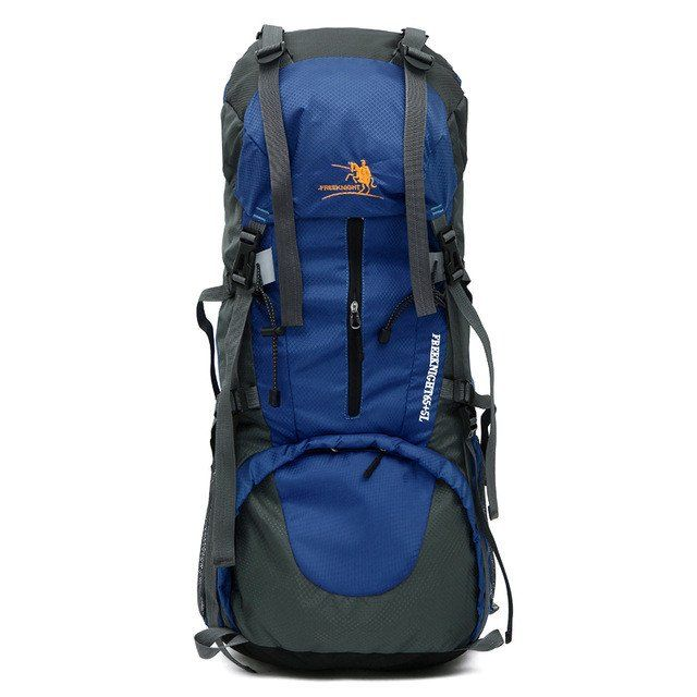 *** Free Shipping *** 65L+5L Waterproof Nylon Backpack  Product Description:  1.HIGH-CAPACITY- 65L (3661 cubic inches); the high-quality professional back
