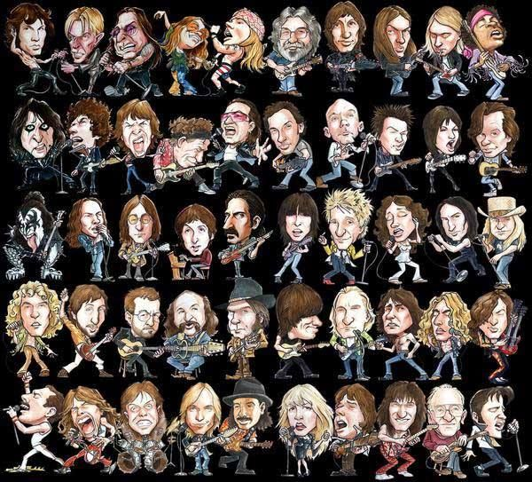 Rockfaces