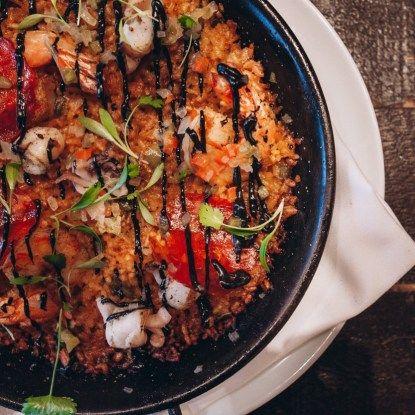 Restaurant Santos Tapas Bar Photo
