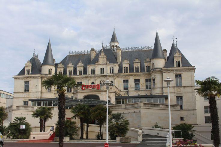 château Deganne, actuel Casino. Arcachon. Midi-Pyrénées