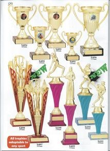 We do #Engraving on site as well as dye sublimation and #printing Place #Ribbons to Order. Design your own Place Ribbons or create your own badge. More detail pls visit: http://www.framedartrodjo.com/trophies.html