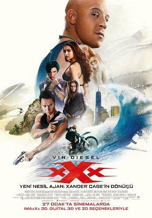 Yeni Nesil Ajan: Xander Cagein Donusu - xXx: The Return Of Xander Cage ( 2017 )
