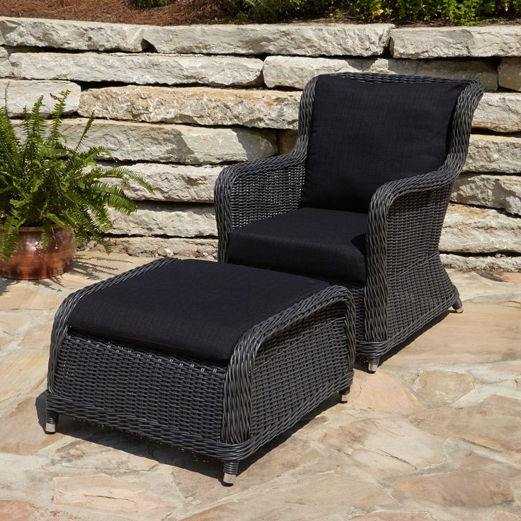 Best Resin Wicker Furniture Ideas On Pinterest Resin Patio