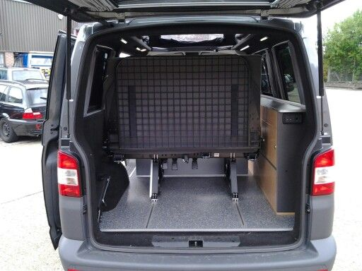 Adjustable Rear Storage Space Behind 333 Seat Which Is Standard In Nomad  Sport