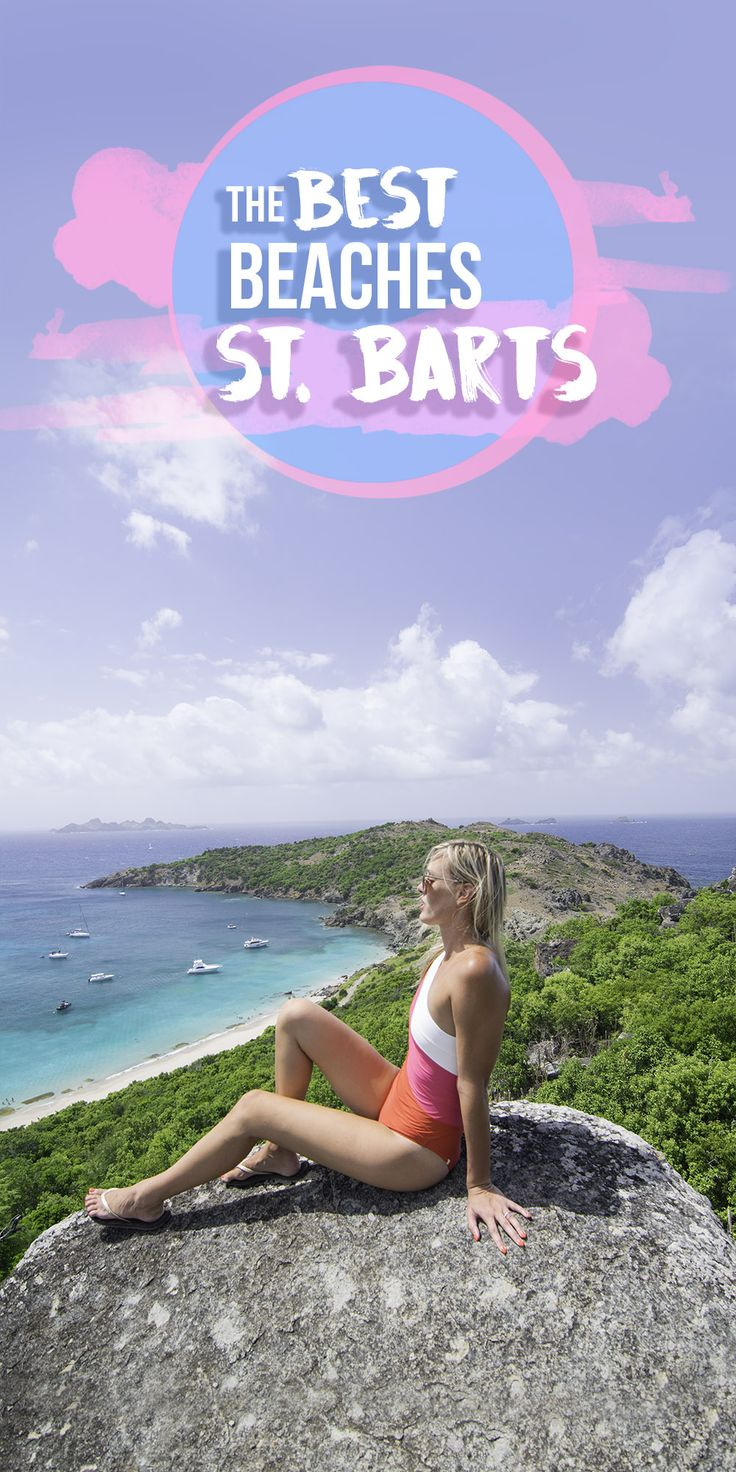 The island of St. Bart's is blessed with a number of stunning beaches surrounded by rugged cliffs. We've put together this guide of the best beaches in St Barts including directions & pictures. via @gettingstamped