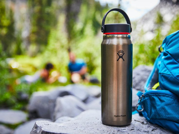 Hydro Flask Takes Hot & Cold Farther with Lightweight