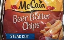 Beer Batter Chips by McCain Review http://reviewclue.com.au/beer-batter-chips-by-mccain/