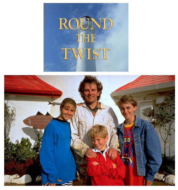 Round The Twist - Show that was popular. Don't remember much about it apart from the stupid theme tune.