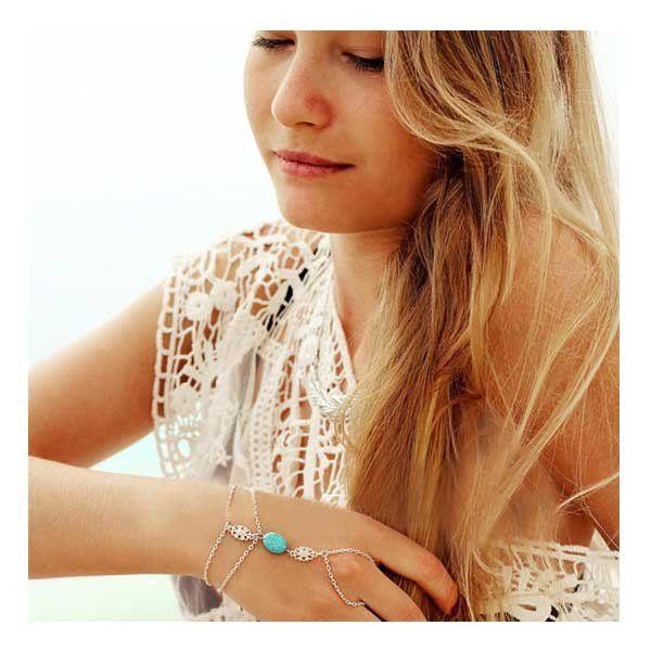 Boho Essence Bracelet Ring Combo @ Fig & Wattle