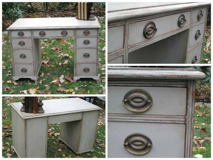 Amazing refinished antique desk  Refurbished with Ann Sloan s chalk paint  and soft wax  For. 94 best Deja Vu Furniture Design     Like us on Facebook images on