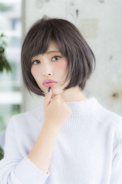 【ラベンダーアッシュ】ブリーチなしで暗めの髪色・ヘアカラー【ダーク・ピンク】に投稿された画像No.62 | Pinky