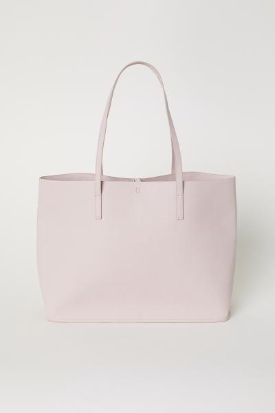 d8c8d5af5e4 Bolso shopper reversible | fashion. | H&m bags, Pink ladies ...