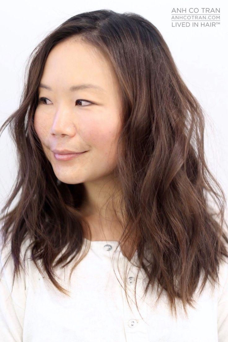 LOVELY MID LENGTH Cut/Style: Anh Co Tran • IG: @Anh Co Tran • Appointment inquiries please call Ramirez Tran Salon in Beverly Hills at 310.724.8167. #dreamhair  #fantastichair #amazinghair #anhcotran #ramireztransalon #waves #besthair2015 #holidayhair #livedinhair #coolhaircuts #coolesthair #trendinghair #model #inspo #midlength #movement  #favoritehair #haircuts2015 #besthair #ramireztran  #womenshaircut #hairgoals #hairtransformation #holiday