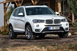 Aktuality | BMW X3 v novém kabátě! | Trendy Cars - moderní luxusní auta