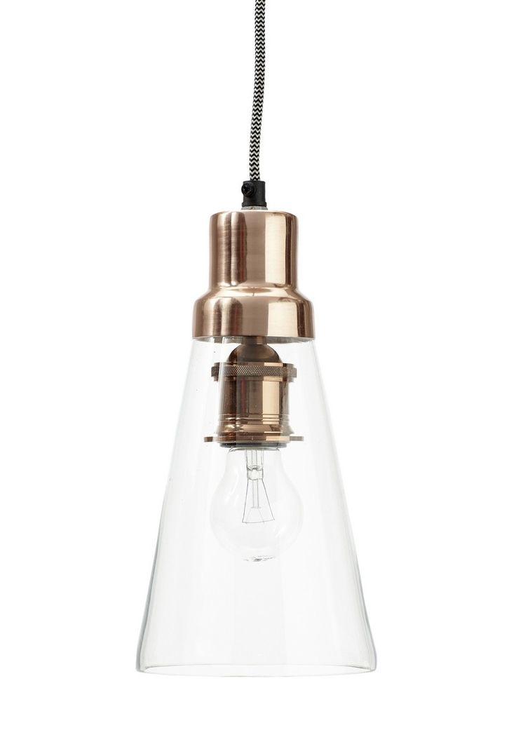 Lampa sufitowa Due - Hubsch. Skandynawska lampa dostępna online.