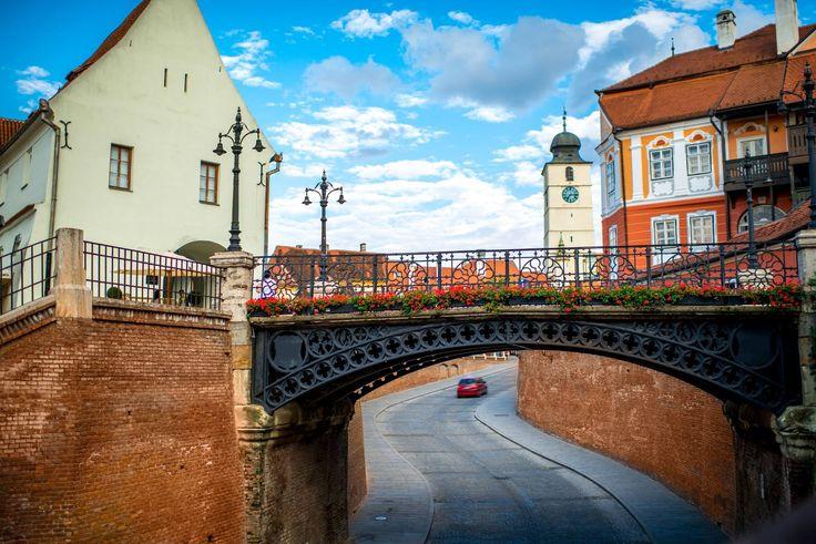 Podul minciunilor, spatiu mitic al Sibiului