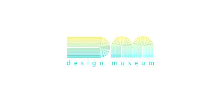 design museum logo color koncepcja identyfikacji wizualnej