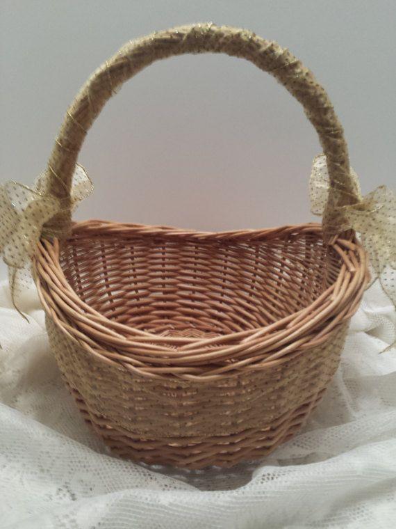 Gift card basket wedding