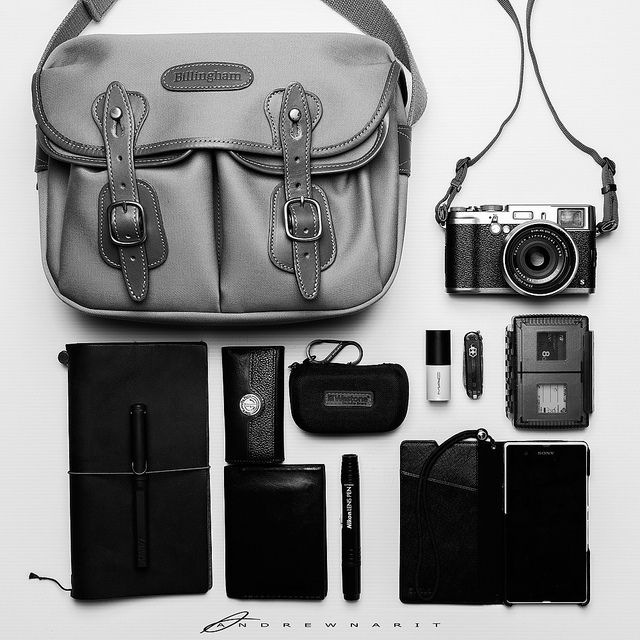 Billingham Bag, Fujifilm X100s