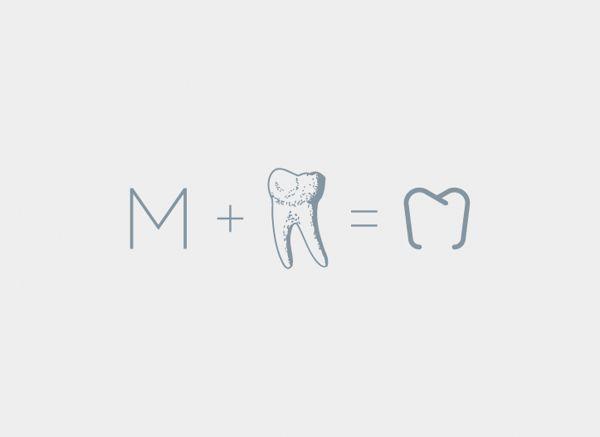 Clinica Dentale Mansueto by Fugostudio, via Behance